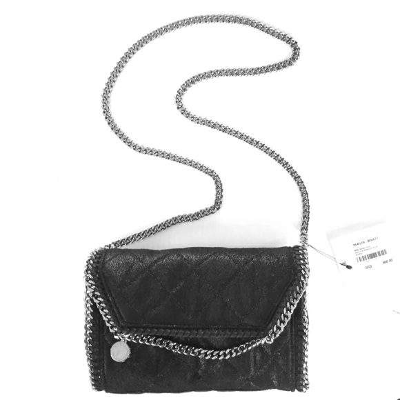 Stella McCartney Falabella Quilted Crossbody Bag a79593694f22b